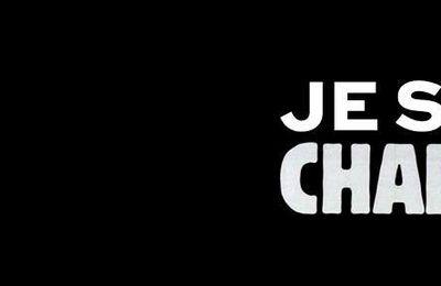Hommage : Les logos de Charlie
