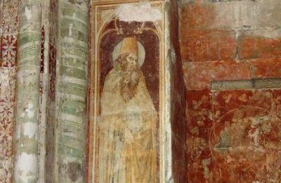 Les peintures murales de l'église abbatiale de St Antoine l'Abbaye