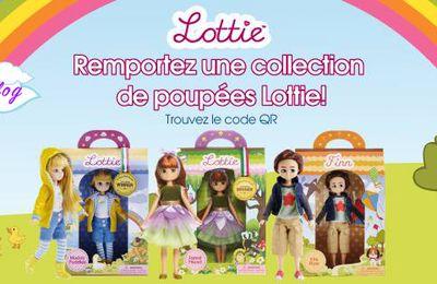 Chasse ta Lottie