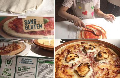 Pâte à Pizza et Bière sans gluten