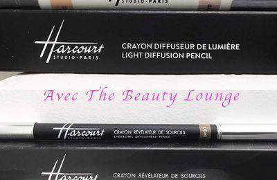 Crayon révélateur de sourcils + diffuseur de lumière HARCOURT