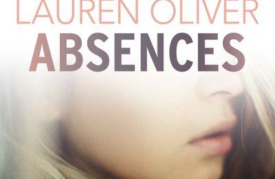 Absences de Lauren Oliver