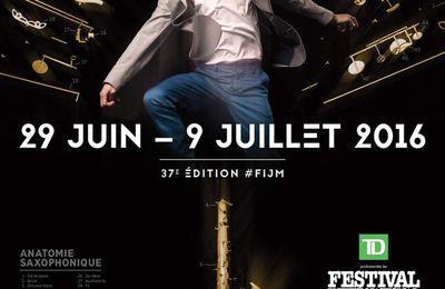 Festival International de Jazz à Montréal : DAY ONE  ( 1/1)