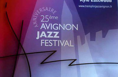 25 anniversaire Avignon Jazz  Festival :