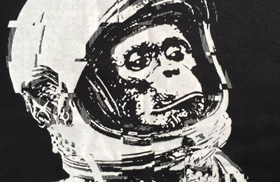 NEIL COWLEY TRIO  Spacebound Apes