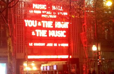 You and the Night and the Music, concert de TSF Jazz