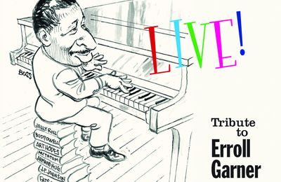 Pierre Christophe 4tet  Live ! Tribute to Erroll Garner