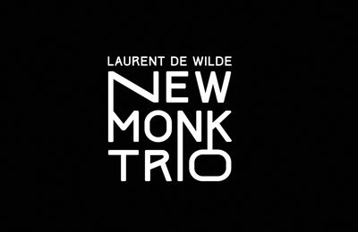 Laurent de Wilde. New Monk Trio.