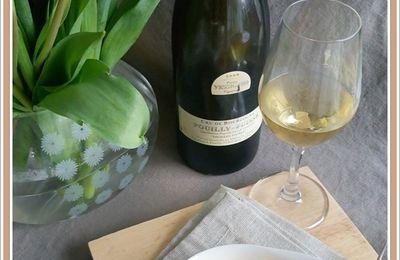 Coquilles Saint Jacques et polenta au chorizo