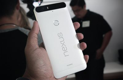 Google officially announced the Nexus 6P a 5.7-inch made by Huawei