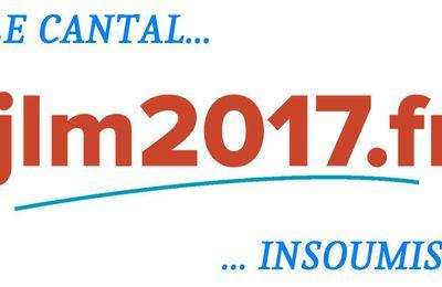 Le Cantal insoumis - JLM 2017