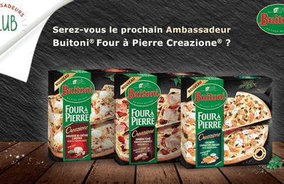 Test Buitoni Four à Pierre Creazione