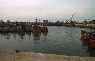 Fotos von der Stadrundfahrt in Mar del Plata