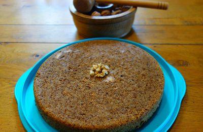 Le périgourdin ou Gâteau aux noix