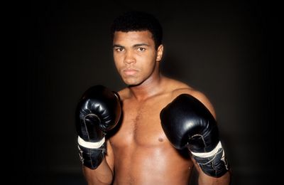 THE GREATEST IS GONE !