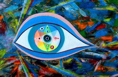 """Vision Test"" by Kyung-Nyun Richards"
