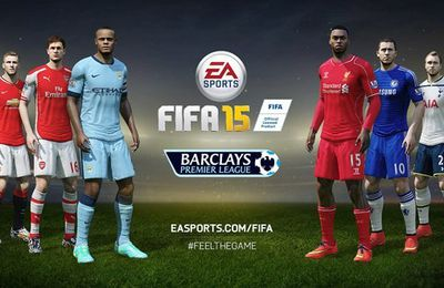 FIFA 15: attempt to simulate football and all its pleasures