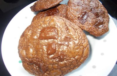 cookies outrageous chocolate