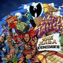 Wu-Tang Clan – The Saga Continues (mit u.a. Redman & Sean Price)