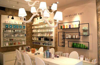 Oh my Cream ouverture de la boutique de Lille