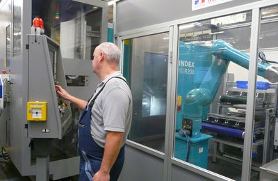 Plongée dans l'usine du futur avec le décolleteur Baud Industries