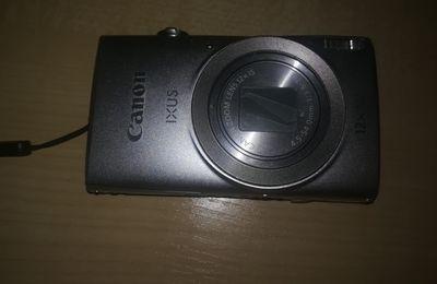 Quel appareil j'utilise pour mes vidéos et photos