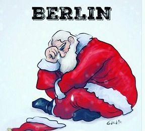 19/12/2016: Marché de Noël... à Berlin