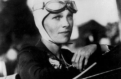 La primera mujer que cruzó el Atlántico sobre una farsa