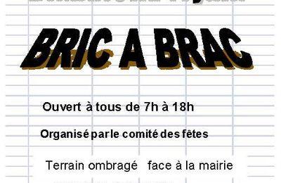 Bric à Brac à Dissay-sous-Courcillon