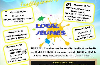 Local Jeunes du Centre Social