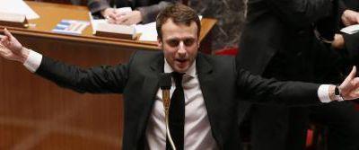 Loi Macron ou les raisons d'un 1er mai de masse partout