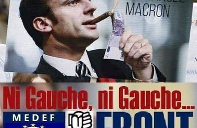 Le CAC 40 a son candidat : Macron