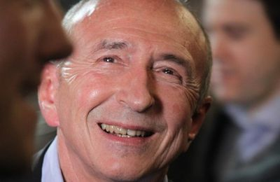 "Gérard Collomb dit ""Don corléone"" recycle ses amis PS"