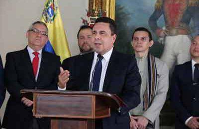 Le Venezuela condamne l'ingérence inadmissible des USA dans les affaires intérieures du pays !