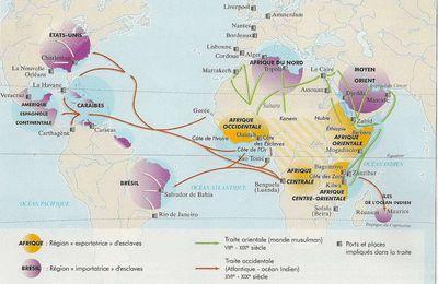 Le top 6 des pays qui sont devenus extrêmement riches grâce à l'esclavage des Noirs