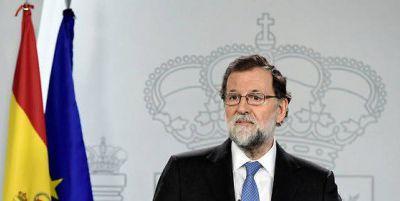 Reprise en main des institutions en Catalogne. Coup de force de Rajoy.