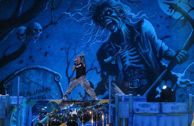 Iron Maiden visita España en julio de 2016