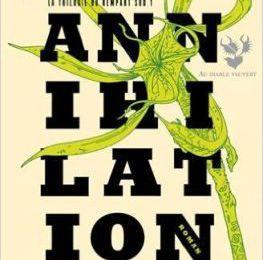 Annihilation, de Jeff VanderMeer