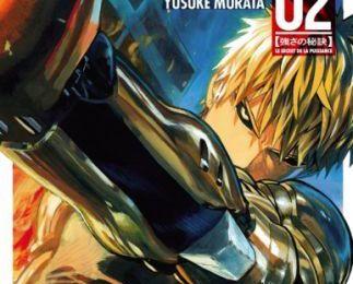 One-Punch Man, t. 02 : Le Secret de la Puissance, de Yusuke Murata