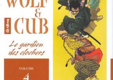 Lone Wolf and Cub, vol. 4 : Le Gardien des clochers, de Kazuo Koike et Goseki Kojima
