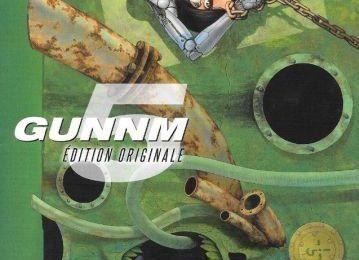 Gunnm, t. 5 : Moissons vengeresses (édition originale), de Yukito Kishiro