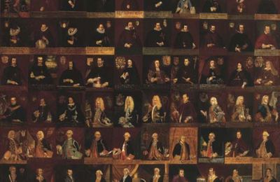 Lista en orden de los virreyes de la nueva españa