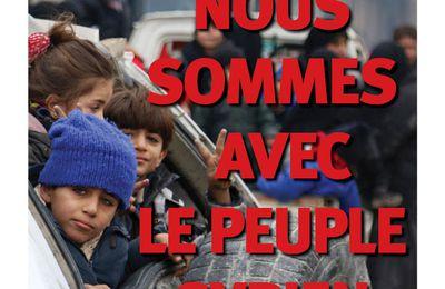 A LA UNE: L'ANTICAPITALISTE N°364