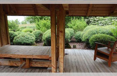Jardin japonais de la Bourgne