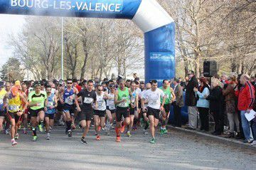 Semi-Marathon de Bourg les Valence
