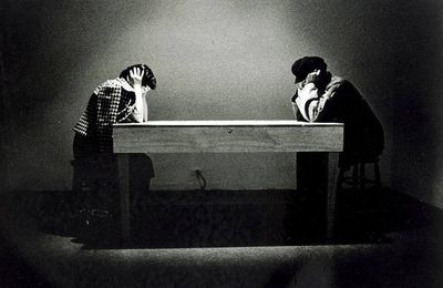 Handphone Table @ Laurie Anderson. 1978
