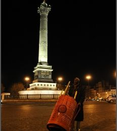 Diab là @ Christian Bertin, 2010, Paris