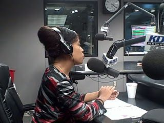 Nicholl Interviews with Popular Pittsburgh Radio Show Host About When Mothers Cry