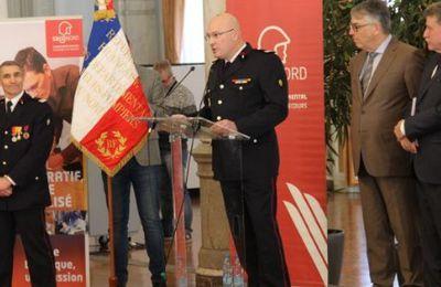 Le Service d'incendie et de secours du Nord reste le premier de France.