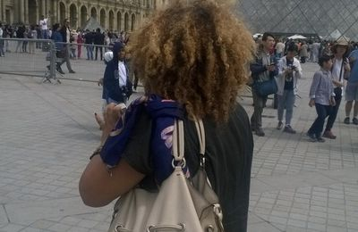 Touriste...à Paris